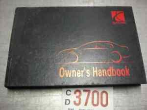 97 SATURN S SERIES SEDAN OWNERS MANUAL 108
