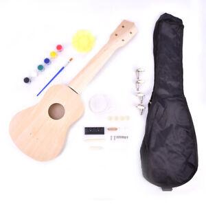21-034-Ukulele-Kit-Musical-Hawaiian-Guitar-with-Bag-Tuner-Strap-Picks-amp-More-YK