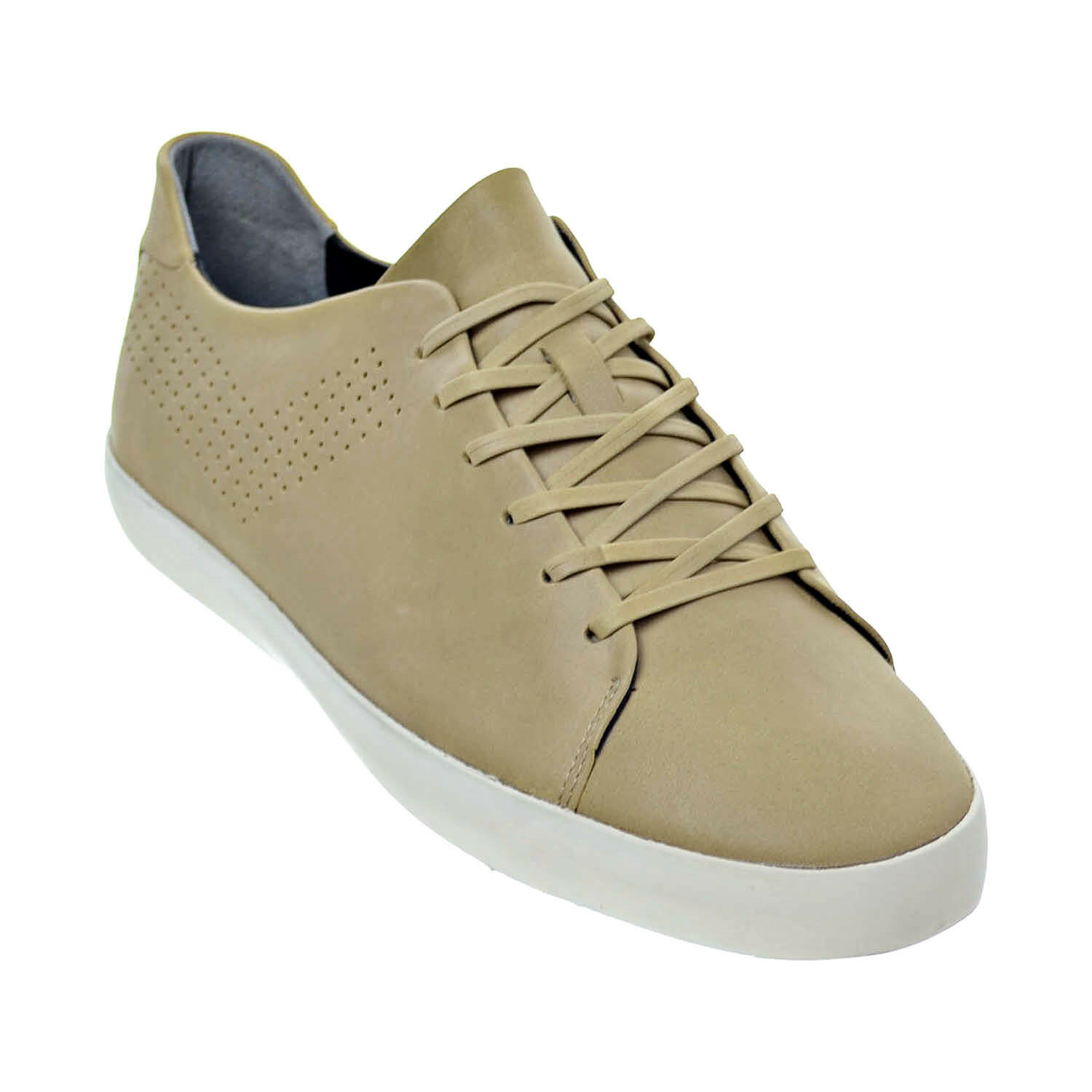 6981fbd73e4e6 PONY Greenwich Grain Men's Sand/Bone 0710013-70j Full Shoes ...