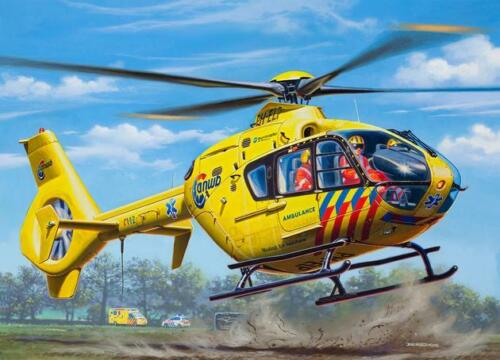 Revell 04939-1//72 Airbus Helicopters Ec135 Anwb Neu