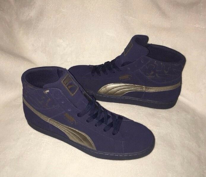 Puma States Mid Mii Mens SUEDE High Top Lace Up Sneakers Shoes Price reduction