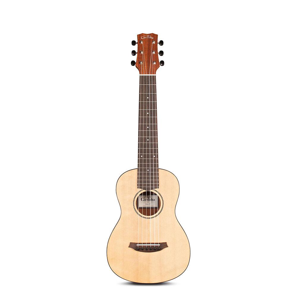 Cordoba Minim Mini M Compacta De Viaje Viaje Viaje Cuerpo De Caoba Clásica Nylon String Guitar 08ddbc