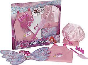 Girls Winx Sweet Magic Kitchen Set For The Baby Girl Italian