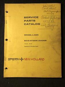 New-Holland-Service-Parts-Catalog-Model-L-325-Skid-Steer-Loader-565-593