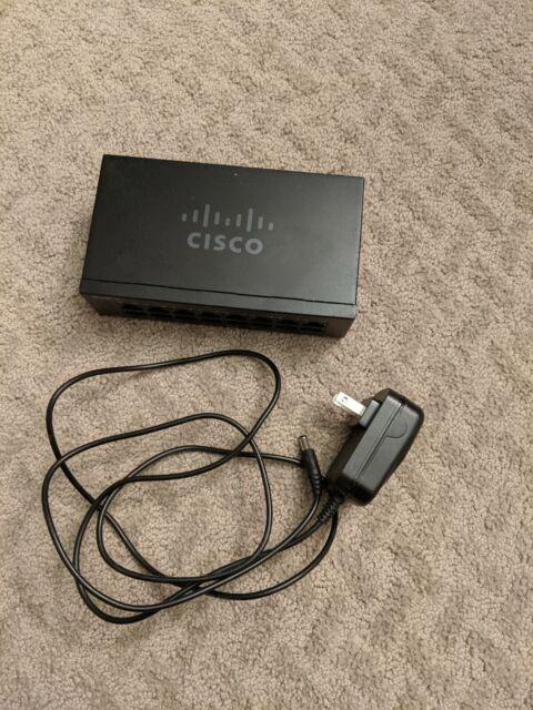 BRAND NEW Cisco SF110D-16-NA 16-Port Desktop Switch
