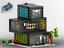 Modular-Ecke-Fitnessstudio-MOC-PDF-Bauanleitung-kompatibel-mit-LEGO-Steine Indexbild 1