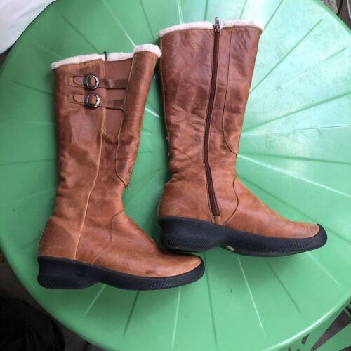 Keen Women's Size 5.5 Bern Baby Bern Boot Tall Zip