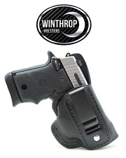 Sig Sauer P938 Sig Laser IWB Shield Single Clip Holster R/H Black 1223