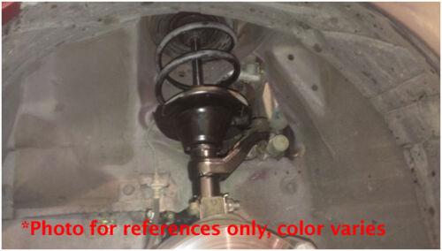 MEGAN Silver RS Front Set Shock Strut Civic 01-02 DX LX EX Dust Boot Bump Stop