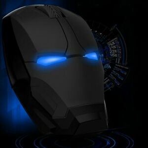 Iron-Man-Mouse-Silent-Wireless-Gaming-Mouse-LED-Optical-Mouse-For-PC-Laptop