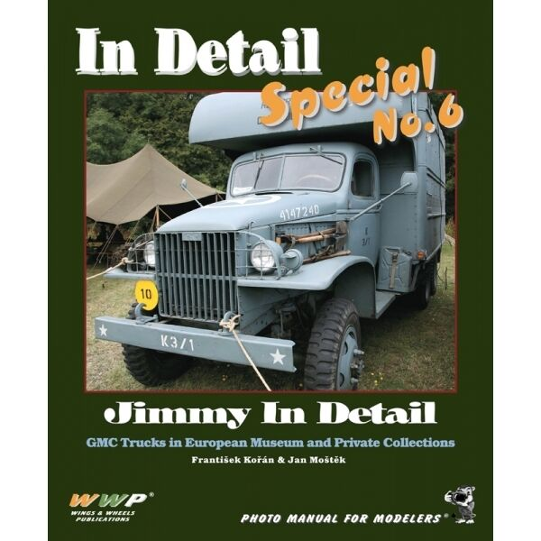 WWP In detail Special No 6 - Jimmy in detail ... NEW