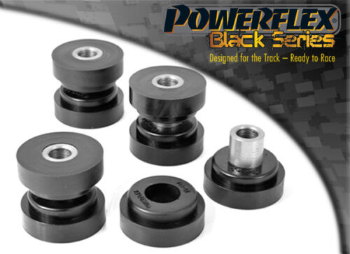 4 in box Pfr25-114blk Roulement rear Toe Link Bras Bushes Black Series