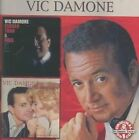 Closer Than a Kiss This Game of Love by Vic Damone CD 090431753026