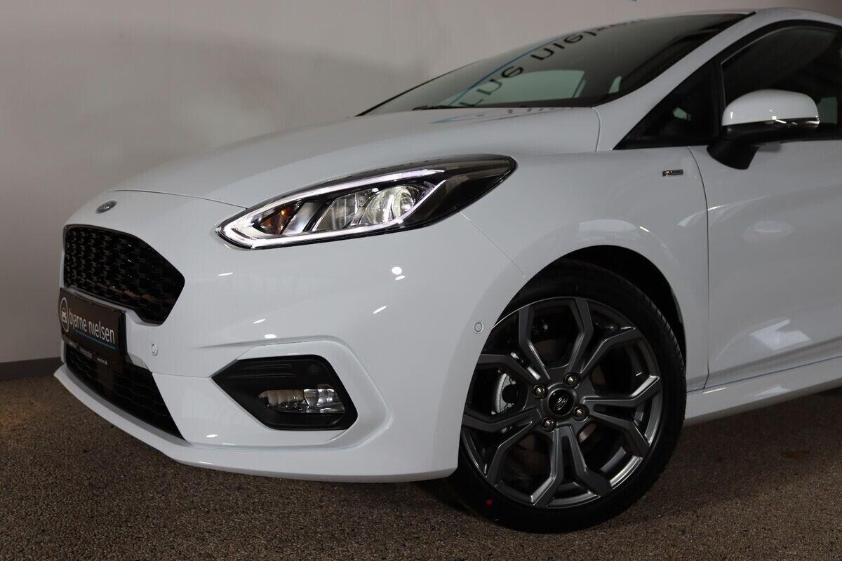 Ford Fiesta 1,0 EcoBoost mHEV ST-Line - billede 3
