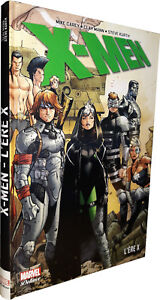 COMICS-INTEGRALE-MARVEL-X-MEN-L-039-ERE-X