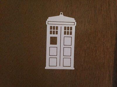 Doctor Who Tardis  Police Call  Box Vinyl window car truck sticker decal funny