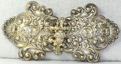 Silvertone Rare Angel Belt Buckle Vintage Cherub Belt Buckle Angel Buckle Angel Belt Steel Angel Belt Buckle 1995 Brand Belt Buckle