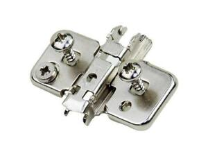 1 Pair Blum Clip Top Hinge Mounting Plate 0mm 174h7100e No