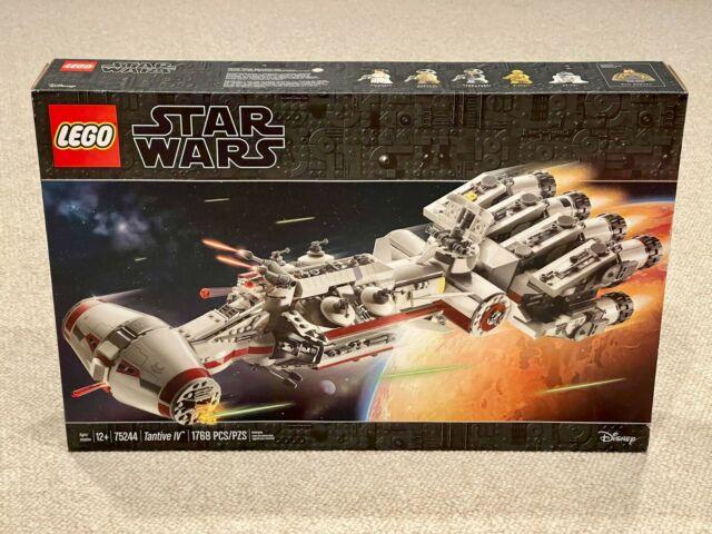 LEGO Star Wars 75244 Tantive IV BRAND NEW, SEALED w/ Leia C-3PO R2-D2 - RETIRED!
