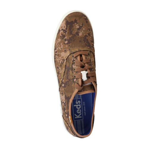 Sportschuhe Tan Canvas Eu tan Keds 47 Sneakers 5 Mf48468 40 Unisex 5 TWTBSqI