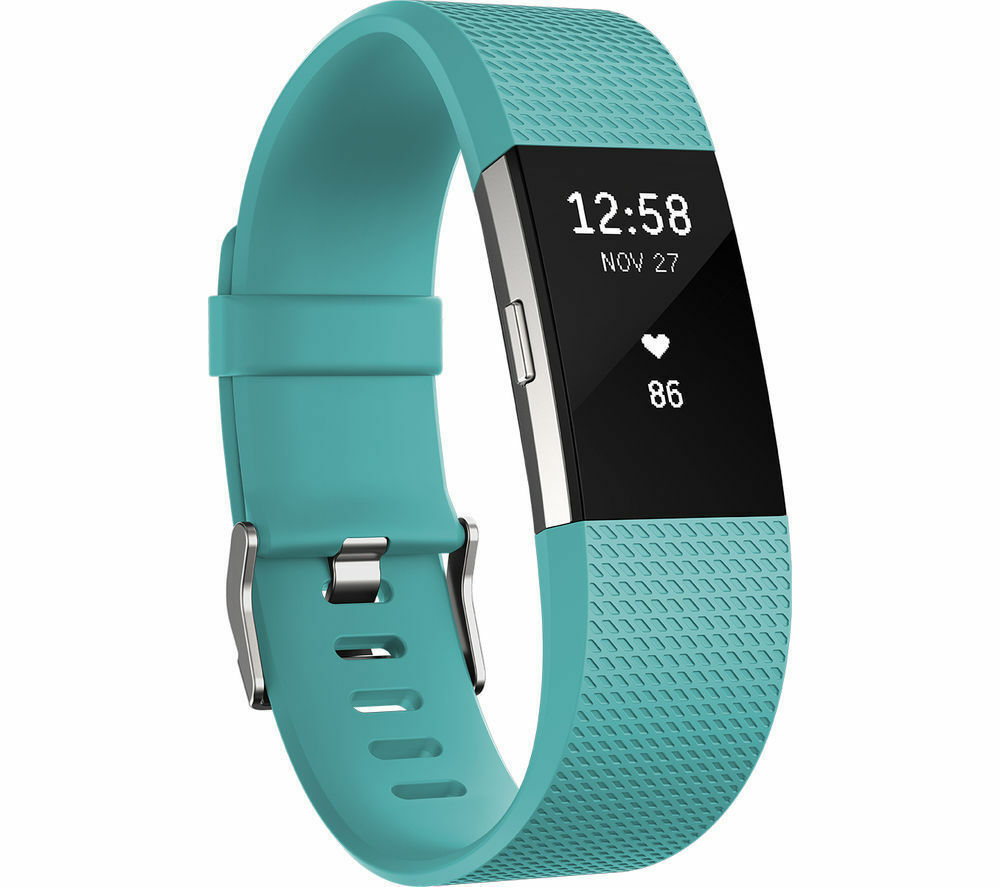 Used FITBIT Charge 2 - Teal - Large