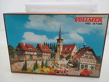 Vollmer H0 3735 Fachwerkdorf 4-teilig 3730,3734,3750,3769   WT4926