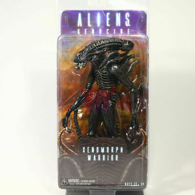 Neca SDCC aliens movie Warrior Xenomorph Sewer Mutation 18cm PVC action figure
