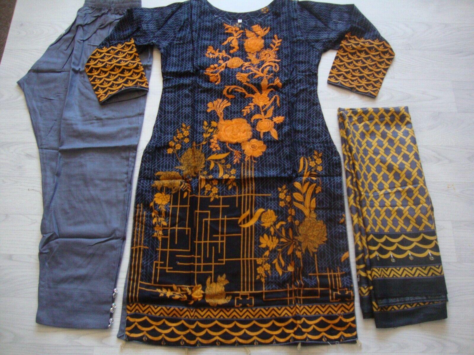 Limelight Khaddar Embroidered stiched salwar kameez Clearance winter 2021