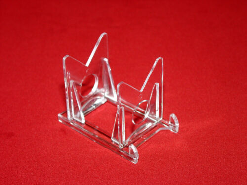 """~25 adjustable 2/"""" Fishing Lure Display Stands"""