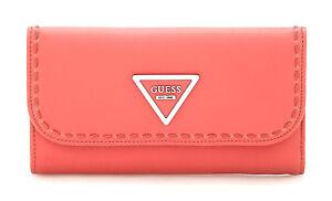 l'atteggiamento migliore 33057 c5348 Dettagli su Guess Sawyer Tasca Triplice Poppy, Borsa Delle Donna  Portamonete Wallet