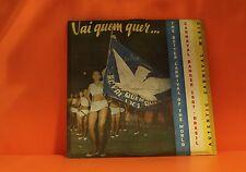 BLOCO CARNAVALESCO VAI QUEM QUER - RIO CARNIVAL *RARE* RANGER BRAZIL VINYL LP -Z