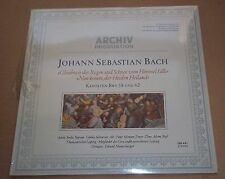 Mauerberger BACH Cantatas No.18 & 62 - Archiv 198 441 SEALED