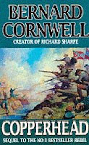 1 of 1 - BERNARD CORNWELL __ COPPERHEAD __ BRAND NEW ___ FREEPOST UK