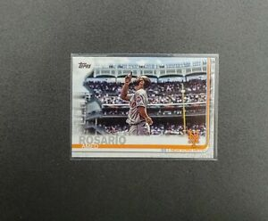2019-Topps-Series-2-SP-Photo-Variation-624-AMED-ROSARIO-New-York-Mets