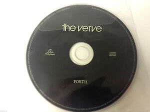 The-Verve-Forth-Music-CD-Album-2008-DISC-ONLY-in-Plastic-Sleeve