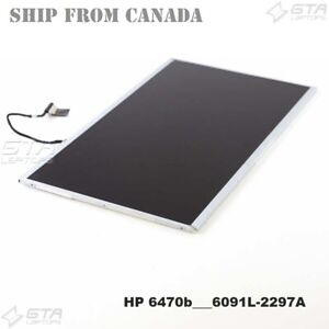 HP-Probook-6470b-Laptop-14-034-LCD-Screen-With-Cable-6091L-2297A