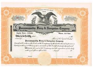Passamaquoddy-Ferry-amp-Navigation-Co-19xx-unissued