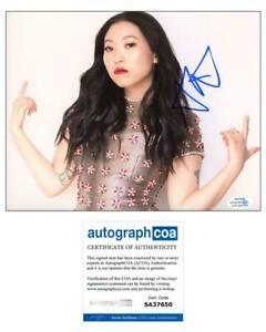 Awkwafina-034-Nora-from-Queens-034-AUTOGRAPH-Signed-8x10-Photo-B-ACOA