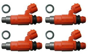 Details about SET of 4 FACTORY REMAN Yamaha Fuel Injectors, 115 HP  Outboard, # 68V-8A360-00-00