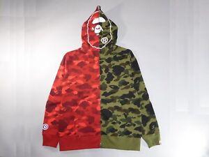 20284-bape-1st-x-color-camo-2nd-ape-half-full-zip-hoody-green-red-XXXL