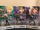 Nintendo Amiibo - Cloud Bayonetta Player 2 Smash Bros Series - Switch 3DS WiiU