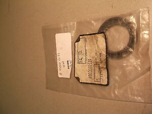 NEW Caterpillar Forklift CAT Mitsubishi Oil Seal A000002539 *FREE SHIP*