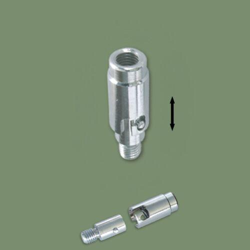 Schnellverbinder Adapter mit Feder Quick Lock Set MK112-MF