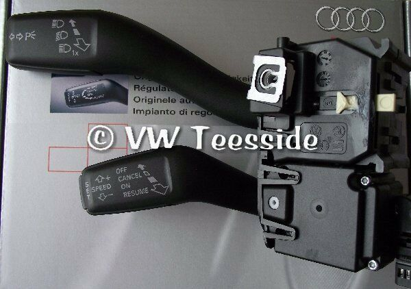 Genuine Audi A3 8p Mk2 Retro Cruise Control Kit For Sale Online Ebay