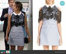 ace2cbbbbe68 item 2 SELF-PORTRAIT Shirting Lace Cape Mini Dress Size UK 10/US 6 -SELF- PORTRAIT Shirting Lace Cape Mini Dress Size UK 10/US 6