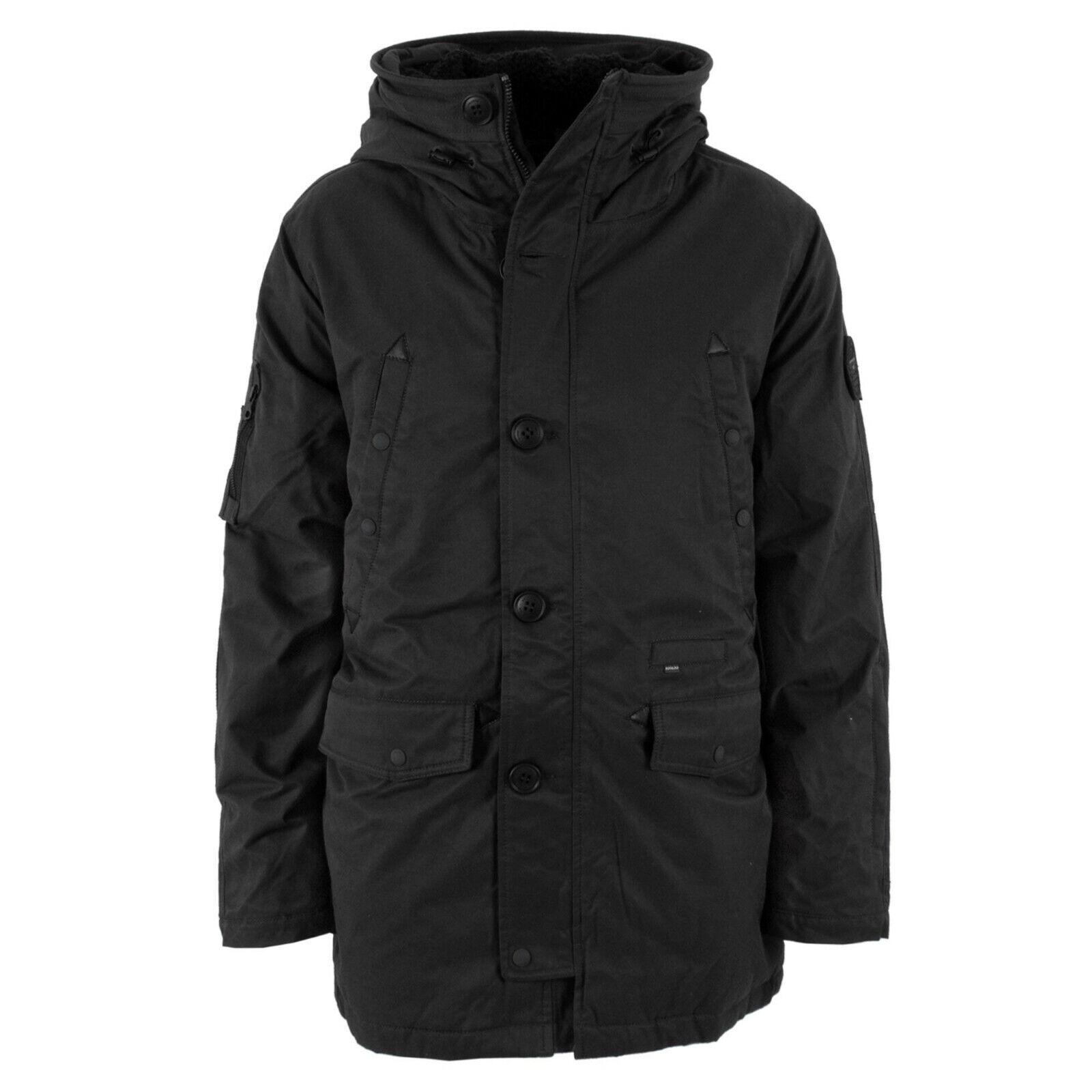 Billabong All Day Puffer black Herrenjacke Jacke Jacket schwarz black Z1JK04BIF6