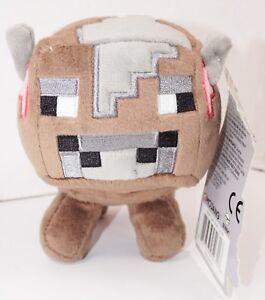 Minecraft Baby Cow Plush Toy