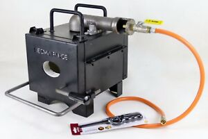 BECMA Blacksmith`s Gas Forge for Knifemaking GFR.2 neo