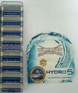 Wilkinson-Sword-Hydro-5-Lames-de-Rasoir-Lot-de-8-lames-de-rasoir