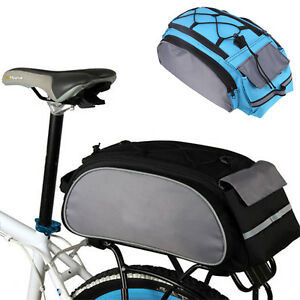 Bicycle-Seat-Rear-Bag-Waterproof-Bike-Pannier-Rack-Pack-Shoulder-Cycling-Carrier